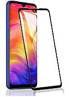 Защитное стекло Mocolo для Xiaomi Redmi Note 7 / 7 Pro Full Glue 5D Black (0.33 мм)