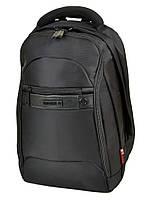 Рюкзак Городской Witzman 3302 black (нейлон), фото 1