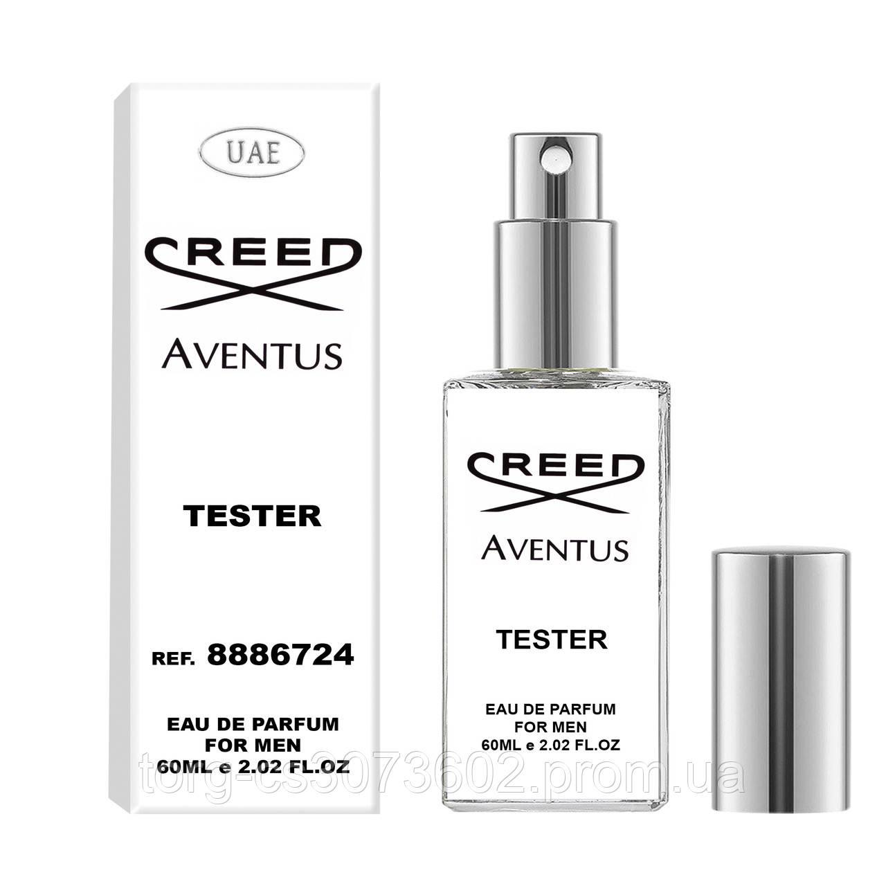 Тестер мужской UAE Creed Aventus, 60 мл.