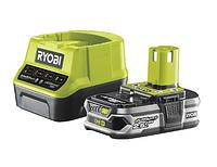 Аккумулятор 2.5Ah + зарядное устройство 18V Ryobi RC18120-125