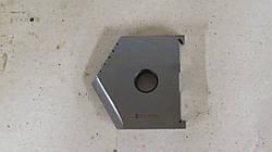 Пластина для перового сверла Ø85 Р6М5 ОРША (2000-4001-1258)