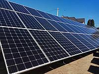 Наземная солнечная электростанция 30 кВт, 3 фазы, Huawei 33 KTL-A + Yingli Solar 280 Вт (поли)