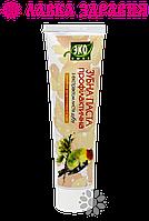 Зубная паста с экстрактом листьев дуба, 100 мл, Эколюкс
