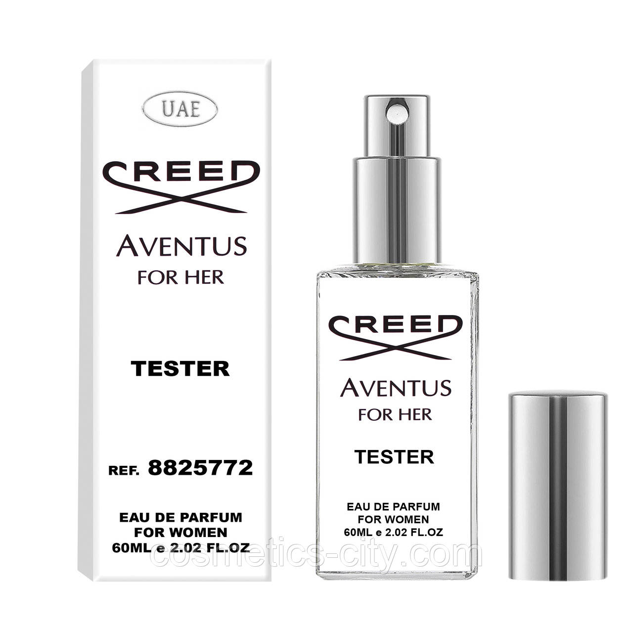 Тестер женский UAE Creed Aventus for Her, 60 мл.