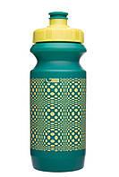 Велофляга Green Cycle DOT 0,6 green nipple-yellow