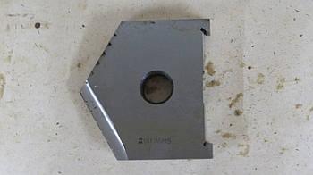 Пластина для перового сверла Ø90 Р6М5 ОРША (2000-4001-1261)