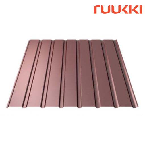 Металопрофіль Ruukki T15 Pural matt bt 0.52 мм