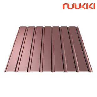 Металопрофіль Ruukki T15 Pural matt bt 0.52мм