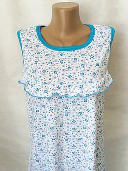 Ночные рубашки женские 100% хлопок р.50.