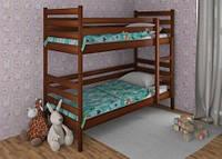 Кровать-трансформер детская деревянная двухъярусная Шрек ТМ Дримка