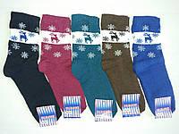 Носки женские теплые махровые  р.23-25 хлопок+стрейч. От 10 пар по 10грн