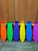Скейт Скейтборд Пенни борд Penny board без света