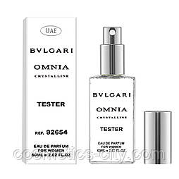 Тестер женский UAE Bvlgari Omnia Crystalline, 60 мл.
