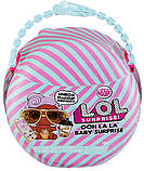 L.O.L. Surprise Ooh La La Baby Surprise- Lil D.J. Мини-Дива ДиДжей, фото 2