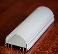 Анодований алюмінієвий профіль ЛСС радіальний