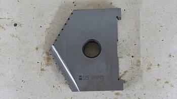 Пластина для перового сверла Ø95 Р6М5 ОРША (2000-4001-1263)