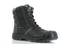 Ботинки кожанные NORDIC S3 CI, утепленные, композит, SJ Flex вставка