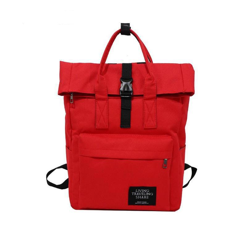 Рюкзак городской для ноутбука красный Mojoyce(AV171)