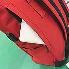 Рюкзак городской для ноутбука красный Mojoyce(AV171), фото 4