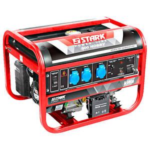 Бензиновый генератор Stark 6500 HOBBY