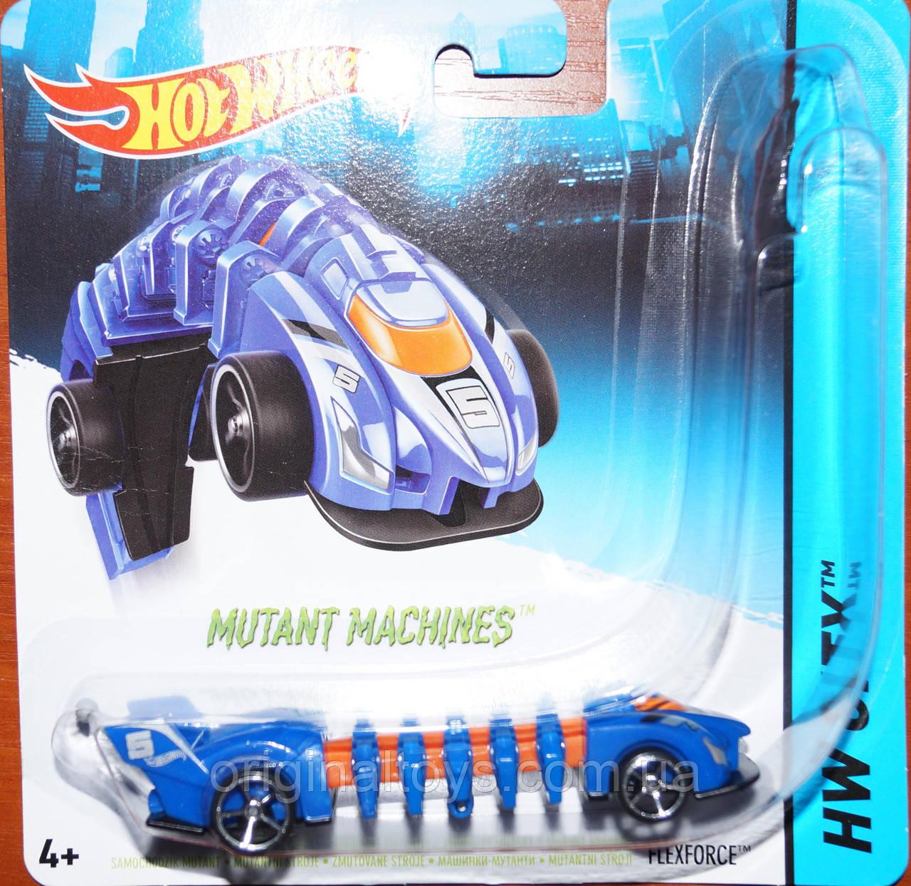 "Машинки Hot Wheels ""Мутант"" Flexforce BBY78"