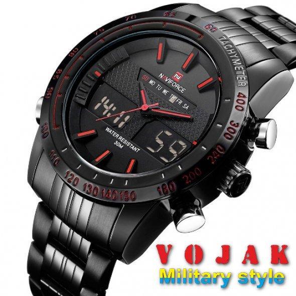 Часы Naviforce Army NF9024