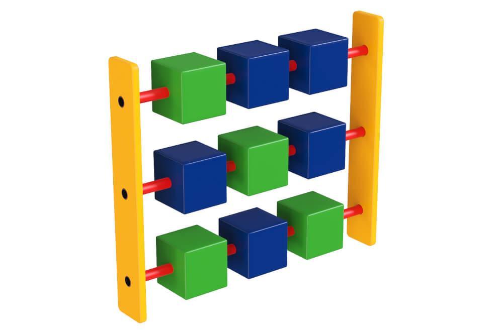 Набор кубиков. КД143