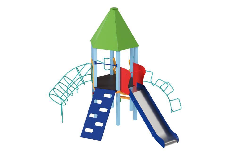 Детский комплекс Башня. КД222