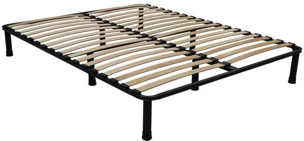 Каркас кровати на ножках Ortoland двуспальный XXL 190x120 см