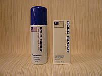 Ralph Lauren - Polo Sport Men (1994)- Дезодорант-спрей 150 мл- Первый выпуск, старая формула аромата 1994 года