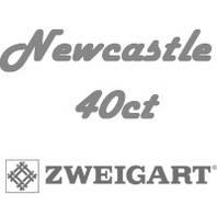 Рівномірна тканина Zweigart Newcastle 40ct