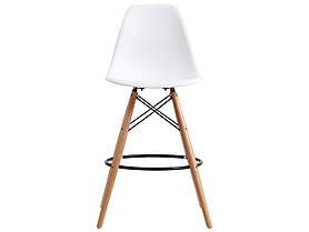 Барный стул Nik Eames, белый