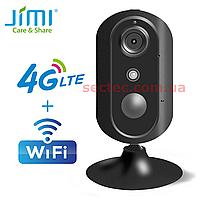 Jimi JH007 4G\3G WiFi IP камера GSM 450мАh Датчик движения, звука!