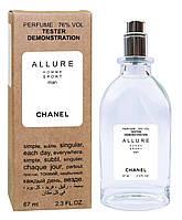 Chanel Allure homme Sport - Tester 67ml
