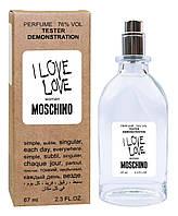Moschino I Love Love - Tester 67ml