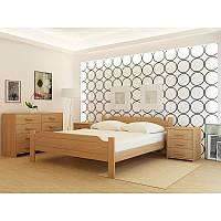 """Кровать деревянная TM """"YASON"""" Brussel Белый и RAL (Массив Ольхи либо Ясеня), фото 1"""