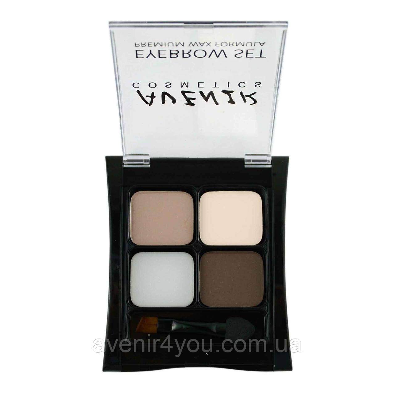 Тени для бровей Avenir Cosmetics №04