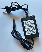 Импульсный адаптер питания 9В 3А. Блок питания