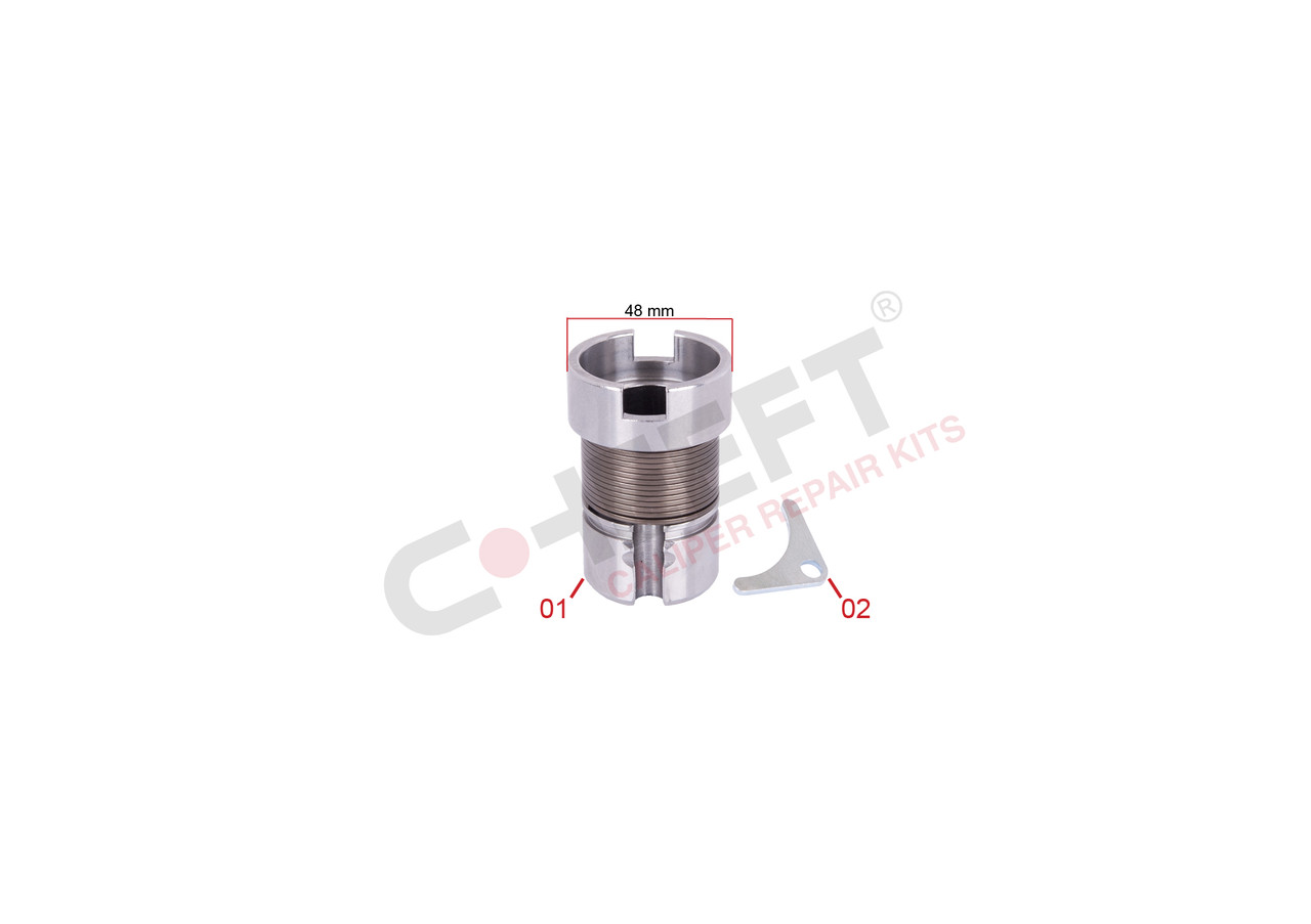 Ремонтний комплект супорту MERITOR код: CFT2288