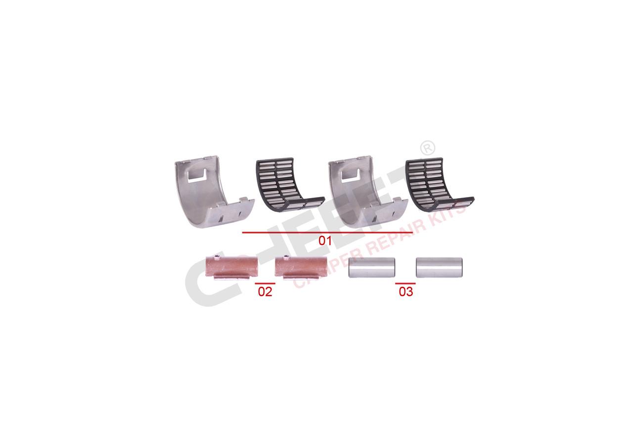 Ремонтний комплект супорту MERITOR код: CFT2204