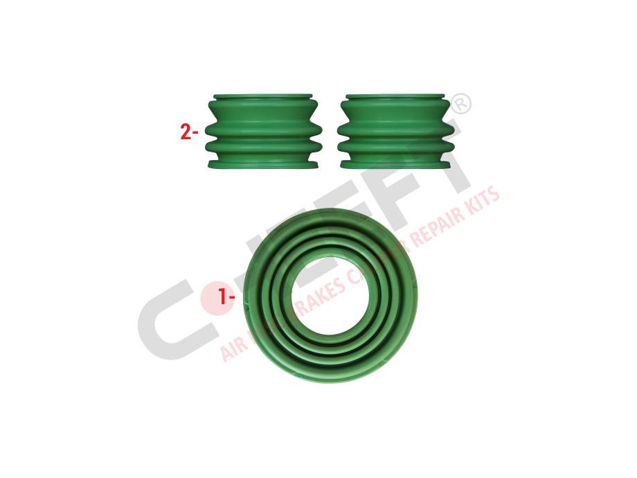 Ущільнювачі супорта код: CFT3160