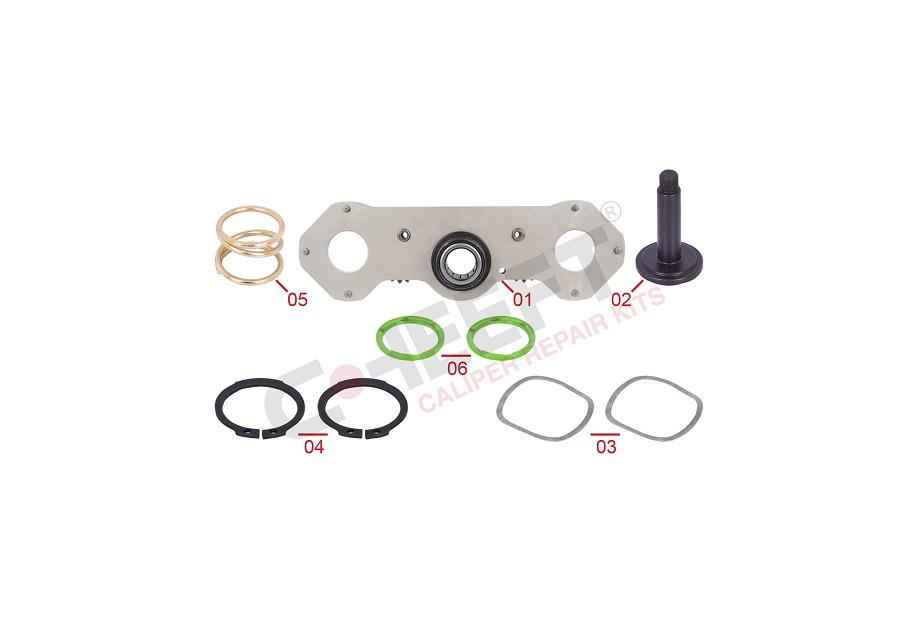 Ремонтний комплект супорту MERITOR код: CFT2240