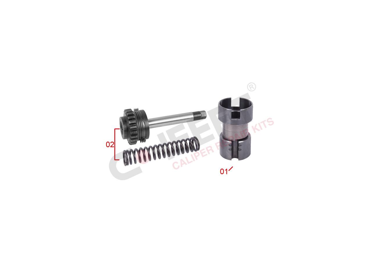 Ремонтний комплект супорту MERITOR код: CFT2202