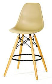 Барный стул Nik Eames, бежевый