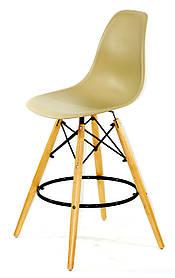 Полубарный стул Nik Eames, бежевый