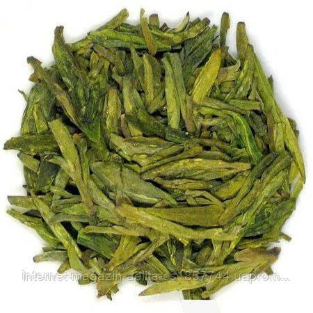 Чай зелений Колодязь Дракона 500 г