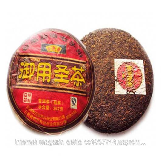 Чай пу-ер Бінг Ча чорний 357