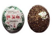 Чай пу-эр Бинг Ча зеленый 357г