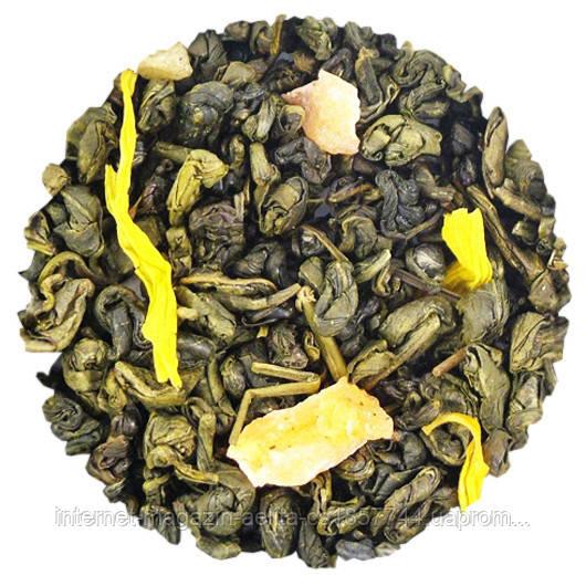 Чай зелений з добавками Хамийская диня 500 г