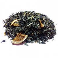 Чай зеленый с добавками Лимон базилик 500 г